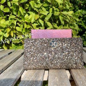 WLRU5802 Kate Spade large bifold wallet odette NWT